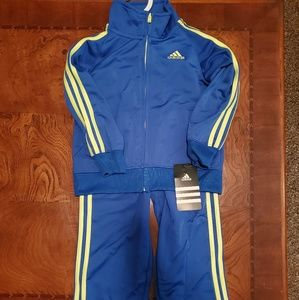24mo/2T Adidas track suit